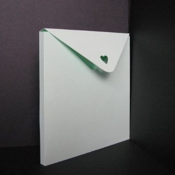 5 x 5 inch Box Envelope